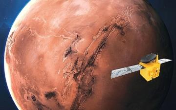 الصورة: الصورة: الروبوت «برسيفرنس» ينتج الأكسجين على المريخ
