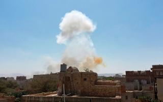 الصورة: الصورة: 3 قتلى و4 جرحى في انفجار عبوتين ناسفتين شمال شرقي بغداد