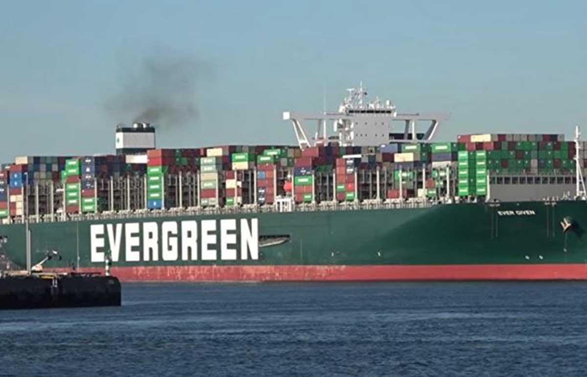صورة شركة التأمين تقدم استئنافا لمحكمة مصرية ضد احتجاز السفينة إيفر جيفن – الاقتصادي – الاقتصاد العربي