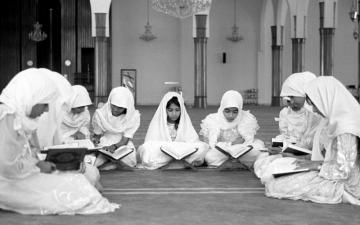 الصورة: الصورة: مساجد عامرة في رمضان