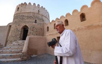 الصورة: الصورة: جاويد قرشي.. من أفلام بوليوود إلى مصور حاكم