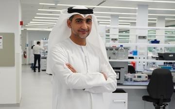 الصورة: الصورة: عمار البنا.. عاشق البحث العلمي وأمل أطفال التوحّد