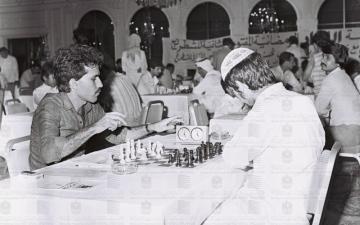 الصورة: الصورة: الشطرنج..مسابقات ذكاء في رمضان