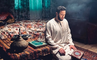 الصورة: الصورة: «المداح».. روحانية تخطف أنظار المشاهدين في رمضان