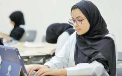 """الصورة: الصورة: """" مؤسسة تعليم"""" تعتمد جداول امتحانات الصفوف من الرابع حتى الثاني عشر"""