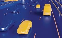 الصورة: الصورة: شرطة دبي: المسار الأيسر للتجاوز ومركبات الطوارئ