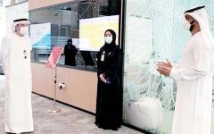 الصورة: الصورة: زكي نسيبة: جامعة الإمارات حريصة على إسعاد الطلبة