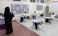 """الصورة: الصورة: """"تعليم"""" تفتح باب قبول طلبات النقل للهيئات الإدارية والتدريسية في أبوظبي"""