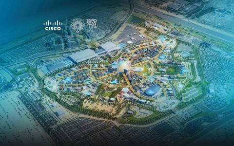 الصورة: الصورة: «سيسكو» توصل شبكات «واي – فاي عالي السرعة» في موقع إكسبو 2020 دبي