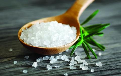 الصورة: الصورة: الحد الأقصى لمستويات الملح في الأطعمة