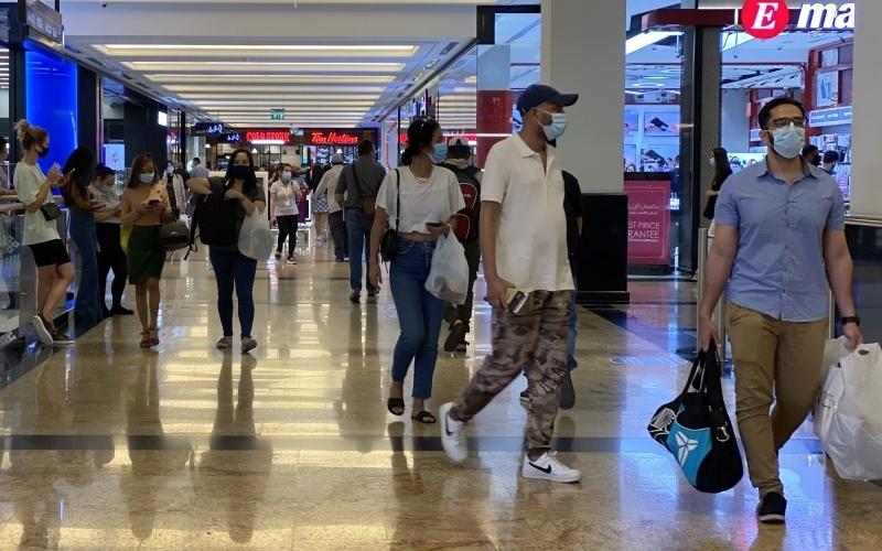الصورة: الصورة: العيد في دبي أجواء آمنة للتسوق والترفيه