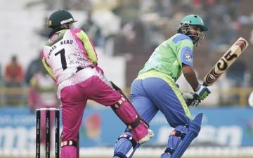الصورة: الصورة: مطالب بإكمال دوري الكريكيت الهندي في الإمارات
