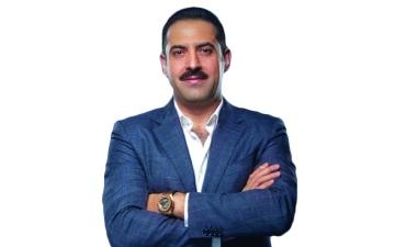 الصورة: الصورة: رجل الأعمال محمد المحاميد يتبرع بنصف مليون درهم للحملة