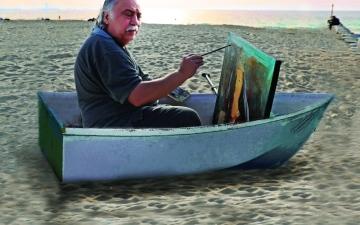 الصورة: الصورة: وليد الشامي.. القوة الكامنة وراء الفن