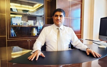 الصورة: الصورة: سام عيسى:  الإمارات موطن الفرص وبوابة للأسواق العالمية