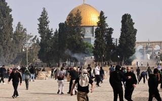 تصعيد في القدس وغزة  وواشنطن تخشى اتساع العنف