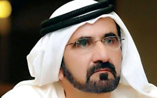 محمد بن راشد يُصدر قانون «المديرين التنفيذيين» في حكومة دبي