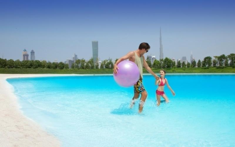 الصورة: الصورة: دبي وجهة مثالية لقضاء إجازة العيد