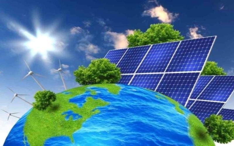 الصورة: الصورة: %45 نمو الطاقة المتجددة العالمية في 2020