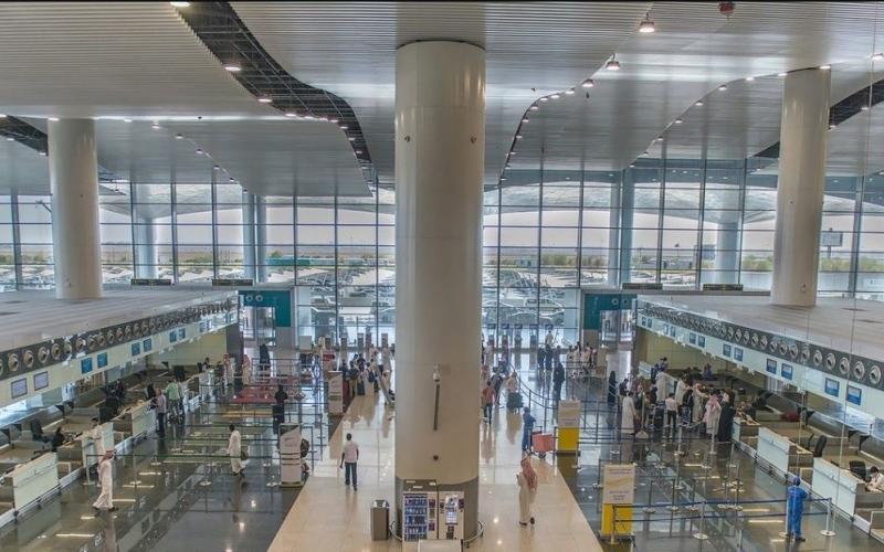 الصورة: الصورة: السعودية تؤكد ضرورة التزام المسافرين بإجراءات الإقرار الضريبي