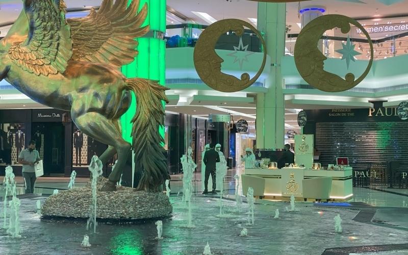 الصورة: الصورة: إشغال قياسي بفنادق الدولة في عطلة عيد الفطر