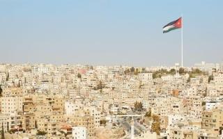 الصورة: الصورة: الأردن يفشل محاولة تسلل من سوريا