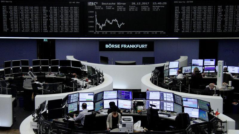 شركات التعدين الكبيرة تهبط بأسهم أوروبا  image