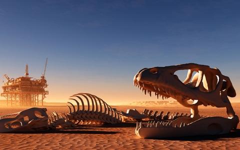 الصورة: الصورة: باحثون مكسيكييون يعثرون على أنواع جديدة من الديناصورات
