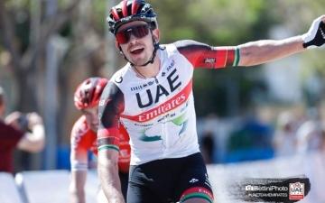 الصورة: الصورة: «الإمارات للدراجات» بطل سباق تروفيو كالفيا