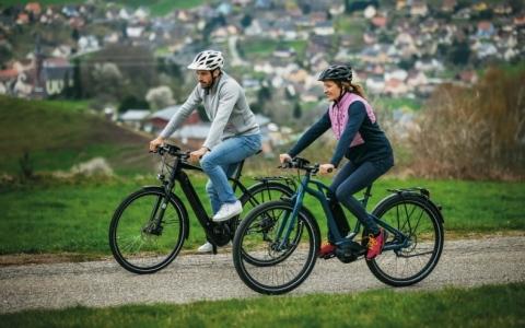 الصورة: الصورة: شركة فرنسية تحوّل الدراجات الهوائية القديمة لأخرى كهربائية مستدامة