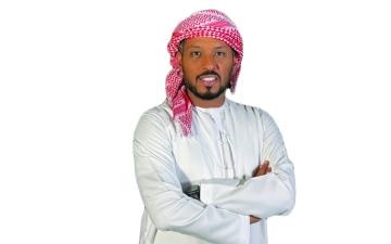 الصورة: الصورة: عبدالله بن حيدر:  مستقبل مشرق ينتظر السينما الإماراتية