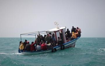 الصورة: الصورة: «حرقة» مسلسل تونسي يعالج ظاهرة الهجرة غير النظامية