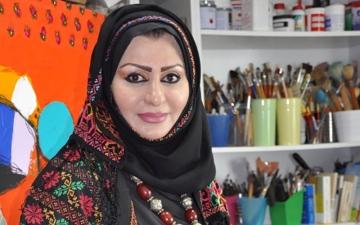 الصورة: الصورة: المزادات الفنية العالمية في الإمارات تبرز الأعمال العربية