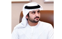 الصورة: الصورة: بمرسوم أصدره محمد بن راشد.. تعيين مكتوم بن محمد رئيساً لديوان حاكم دبي