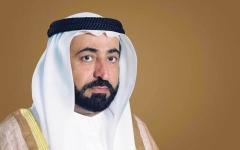 الصورة: الصورة: سلطان القاسمي يصدر مرسوماً أميرياً بشأن شعار المجلس الاستشاري لإمارة الشارقة