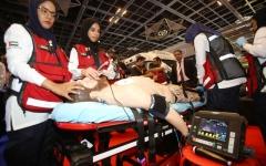 الصورة: الصورة: 1535 حالة استجابت لها «إسعاف دبي» خلال إجازة العيد