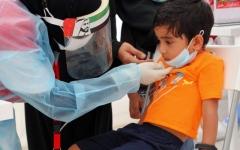 الصورة: الصورة: 10 آلاف ساعة تطوّع لـ«أطباء الإمارات» خلال رمضان والعيد