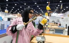 الصورة: الصورة: «أبوظبي التقني» ينظم المسابقة الوطنية للمهارات 31 الجاري