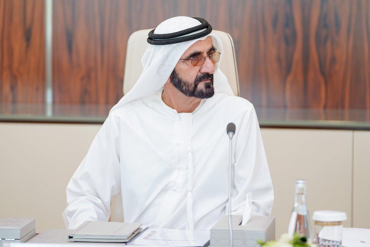 محمد بن راشد يصدر مرسوماً بإلغاء لجنة قضائية خاصة