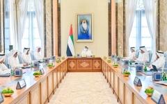 الصورة: الصورة: منصور بن زايد يترأس اجتماع مجلس إدارة جهاز الإمارات للاستثمار