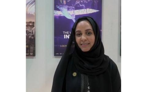 الصورة: الصورة: بالفيديو.. 76 ألف دقيقة عروض حصرية في قاعة الوصل بإكسبو 2020 دبي