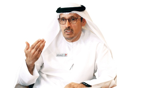 الصورة: الصورة: طارش المنصوري لـ«البيان »: ربط إلكتروني للخدمات لتيسير التقاضي وسرعة الفصل في محاكم دبي