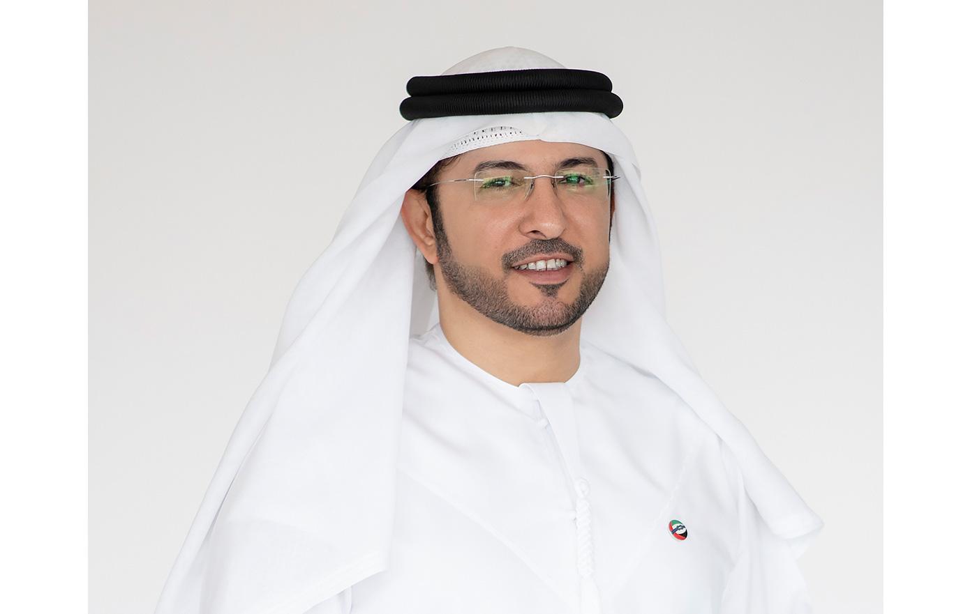 الصورة : عبدالله بن دميثان، المدير التنفيذي والمدير العام موانئ دبي العالمية - إقليم الإمارات وجافزا