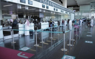 الصورة: الصورة: آلية توثيق لقاحات كورونا للمسافرين القادمين إلى السعودية