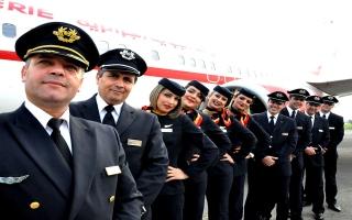 """الصورة: الصورة: بعد تعليق لأكثر من 15 شهراً.. """"الجوية الجزائرية"""" تستأنف رحلاتها إلى 4 بلدان"""