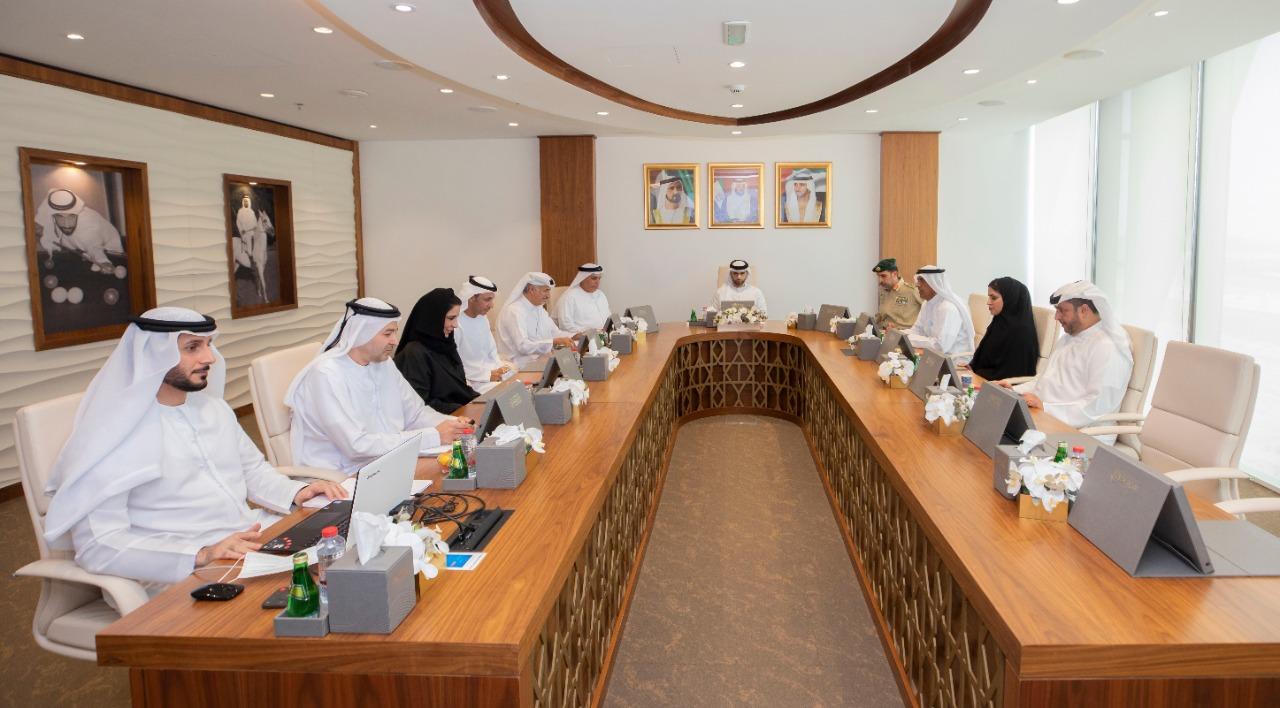 منصور بن محمد: القطاع الرياضي استفاد من نجاح الدولة في مواجهة الجائحة