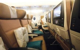 الصورة: الصورة: الاتحاد للطيران ترشّح في فئتين ضمن جوائز ترانسفورم في دبي