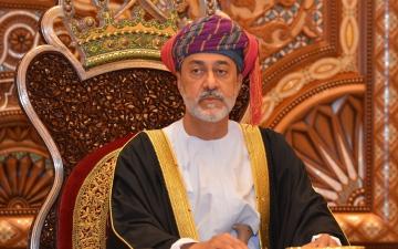 الصورة: الصورة: سلطان عمان يوجه بتوفير 32 ألف فرصة عمل وصرف إعانة شهرية