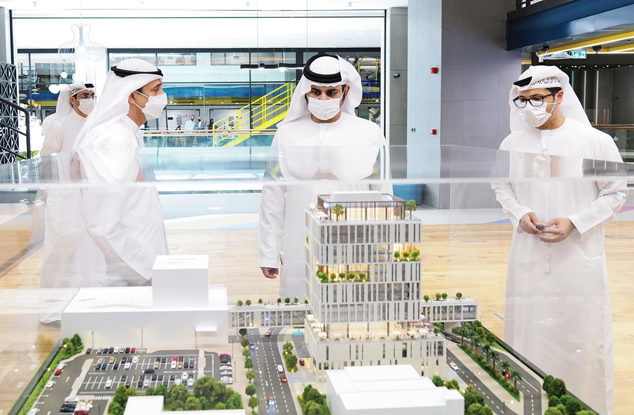 برؤية محمد بن راشد دبي تبني مستقبل الخدمات المالية