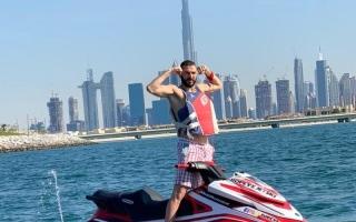 الصورة: الصورة: دبي وجهة استثمار مفضلة لنجوم الرياضة في العالم